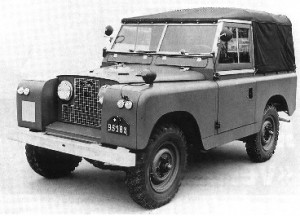 Series IIa Swiss Army Version